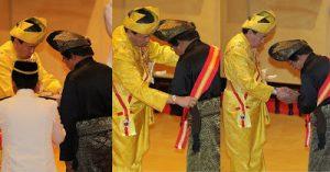 Ucapan Tahniah Sempena Pengurniaan Darjah Kebesaran Dato' Paduka Mahkota Selangor