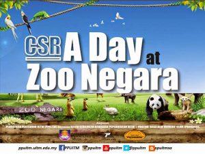 Program CSR – A Day at Zoo Negara, Kuala Lumpur