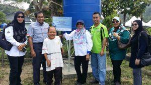 Program CSR bersama MASTI dan PPUMS – Projek Pembinaan Telaga Tiub Kota Belud, Sabah