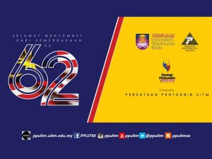 Selamat Menyambut Hari Kemerdekaan Malaysia ke 62