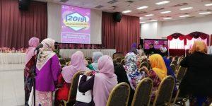 Foto Sekitar Pembentangan Laporan & Pemilihan di Mesyuarat Agung Dwi Tahunan PPUiTM kali ke-15