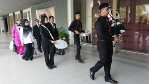 Foto Sekitar Majlis Perasmian Mesyuarat Agung Dwi Tahunan PPUiTM kali ke-15