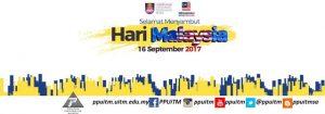 Selamat Menyambut Hari Malaysia 2017