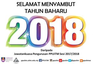 Selamat Tahun Baharu 2018