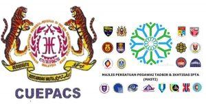 PROGRAM PERJUMPAAN CUEPACS BERSAMA PARA PENTADBIR IPTA SELURUH MALAYSIA