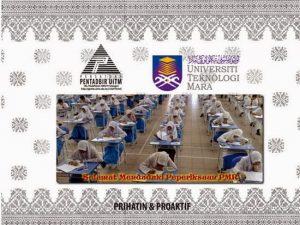 SELAMAT MENDUDUKI PEPERIKSAAN PMR 2013